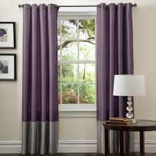 bedroom design magnificent grey striped curtains navy coral