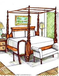 arranging arranging furniture in a 15 foot wide by 25 foot long bedroom