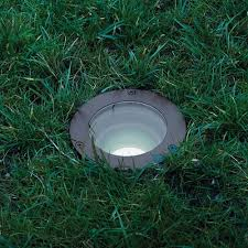 In Ground Landscape Lighting Led 3 12v In Ground Well Light Outdoor Lighting Lights And Patios