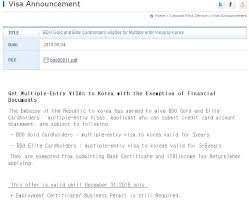 Balance Certification Letter Korean Visa Guide How My Wife And I Got Multiple Entry For 3