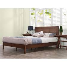 Panel Bed Frame Blackstone Elite Kerrigan Panel Bed Frame Brown