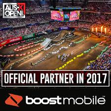 best freestyle motocross riders boost mobile partners with aus x open channelnews