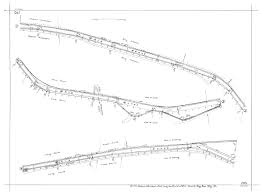 Map Of The Erie Canal Scioto Trail Assembled 1