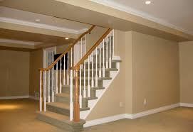 Stair Banister Installation Basement Stair Railing Installation Basement Stair Railing