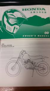 100 2000 honda xr100r owners manual amazon com carburetor