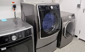 Pedestal Washing Machine Lg Dlex5000v Electric Dryer Review Reviewed Com Laundry
