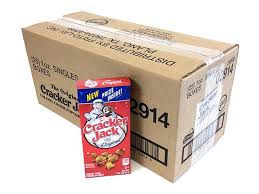 personalized cracker jacks cracker 1 oz box of 25 oldtimecandy