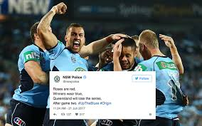 Nsw Blues Memes - the banter out of nsw is bloody outta control ahead of state of