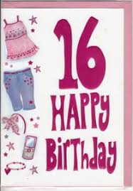 birthday ages 13 to 17 english greeting cards in france