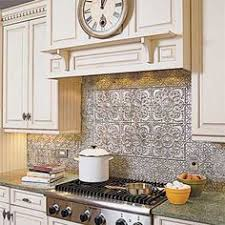 kitchen backsplash tin tin ceiling tile can be used as backsplashes many different