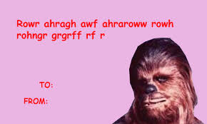 Star Wars Valentine Meme - star wars valentines funny junk pinterest ecards awkward