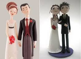 and groom cake toppers vintage and groom wedding cake topper by carlos lischetti