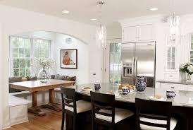 kitchen breakfast nook home design styles