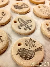 sted salt dough ornaments toddlers gifts for family diy gift