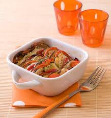 cuisine d été recette gratin méditerranéen aux légumes d été les meilleures recettes de