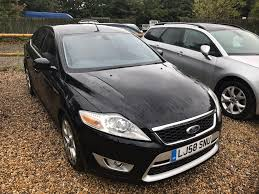 used ford mondeo hatchback 2 2 tdci titanium x sport 5dr in yeovil