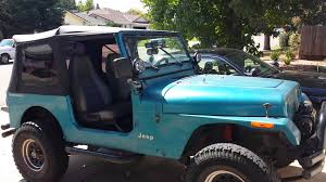jeep frameless soft top part 1 jeep wrangler bestop softtop w upper doors unbox install