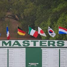 Prestige Golf Flags How The Masters Became The World U0027s Greatest Golf Tournament