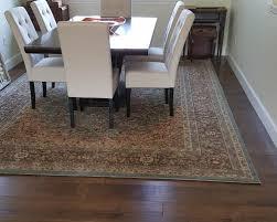 monterey bungalow dining room install in bend or hallmark floors