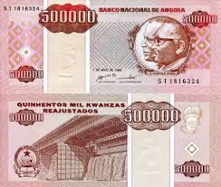 resume paper without watermark angola 500000 kwanzas banknote world paper money unc currency pick angola 500000 kwanzas banknote world paper money unc currency pick p 140 bill ebay