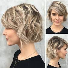 same haircut straight and curly 22 trendy short haircut ideas for 2018 straight curly hair short