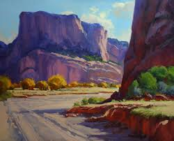 landscape painting artists how to use reference photos for landscape painting