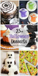 25 halloween desserts lil u0027 luna