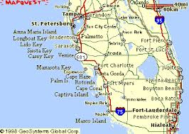 map of west coast of florida map florida gulf coast my