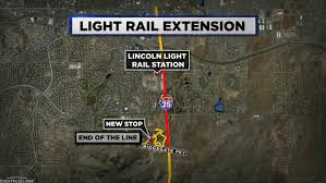 Lone Tree Colorado Map by Southeast Light Rail Line Approved For Expansion Cbs Denver