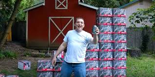 Make Your Own Most Interesting Man In The World Meme - man goes viral for his hilarious costco kirkland light beer commercial