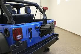 jeep wrangler jk tires rock 4x4 8482 spare tire relocation bracket 1 5 for