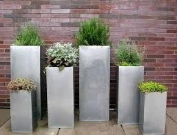 Herb Container Gardening Ideas Contemporary Herb Garden Balcony Garden Ideas Pinterest