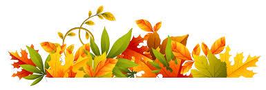 autumn border clip many interesting cliparts