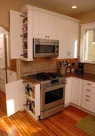 narrow depth kitchen storage cabinet 8 kitchen pantry cabinet and shelf ideas that solve storage