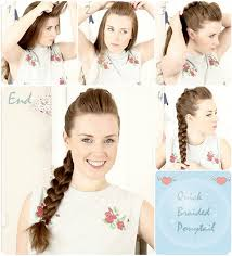 easy hairstyles for school trip 7 easy and chic ponytail hairstyle for girls back to school vpfashion