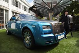 customized rolls royce rolls royce waterspeed phantom drophead coupe photos custom