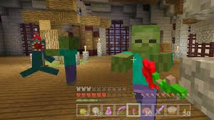 Stampy And Squid Adventure Maps Minecraft Xbox Herocriptic Zombie Tennis 5 Youtube