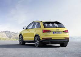 new 2018 audi q3 price 2018 audi q3 boasts minor changes for u s spec model autoevolution