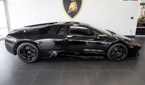 lamborghini gray 1 of 10 versace edition lamborghini murcielago lp640 coupe for sale