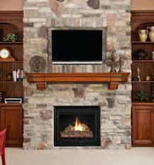 modern brick fireplace ideas wall coverings decorators design