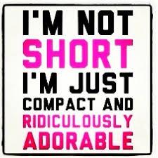 I M Not Short I M Concentrated Awesome 31 Best I U0027m Not Short Images On Pinterest Short Girls Short