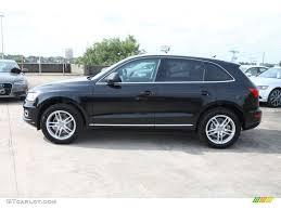 Audi Q5 Black - phantom black pearl 2013 audi q5 2 0 tfsi quattro exterior photo