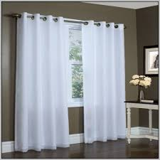 white linen curtains with grommets curtains home design ideas