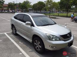 toyota harrier 2012 2006 toyota harrier for sale in malaysia for rm70 000 mymotor