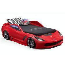 blue corvette bed toddler bed bedroom furniture blue corvette race car