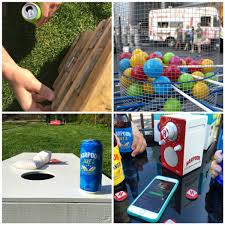 diy backyard games harpoon brewery