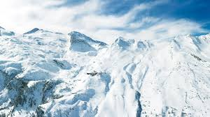sky and mountain snow desktop backgrounds widescreen and