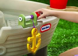Little Tikes Anchors Away Pirate Ship Water Table Little Tikes Anchors Away Pirate Ship Table Toy At Mighty Ape Nz