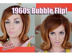 cherry jane with short haircut check out this super cool 1960s bubble flip beehive products i