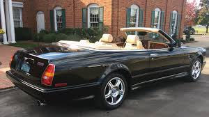 custom bentley azure 2000 bentley azure convertible t211 kissimmee 2017